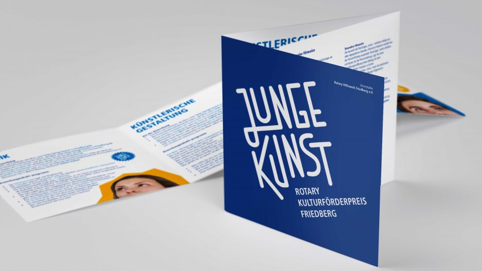 Junge Kunst – Rotary Kulturförderpreis Friedberg